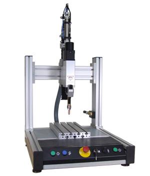 Mas 02 Table Top Stud Welding Machine Autofeed Stud